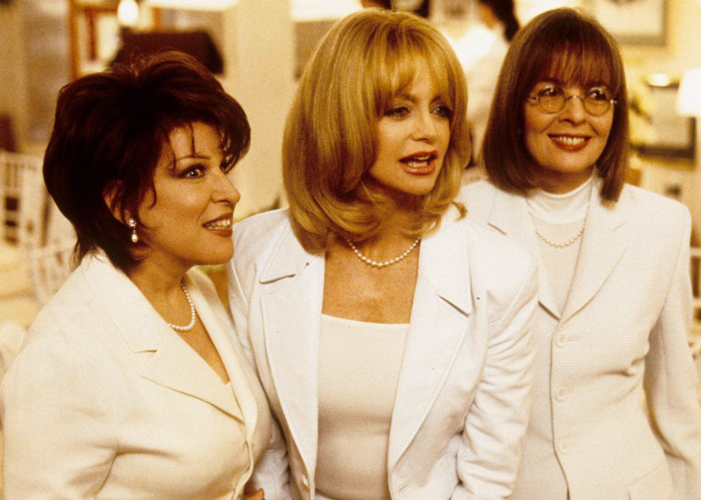 The First Wives Club, Bette Midler, Goldie Hawn, Diana Keaton