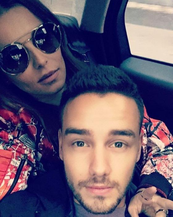 Liam Payne, Cheryl Cole, Instagram