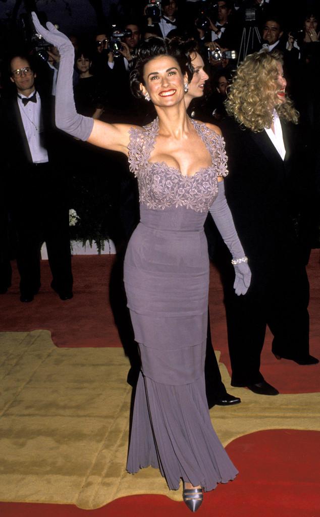 Demi Moore, 1992