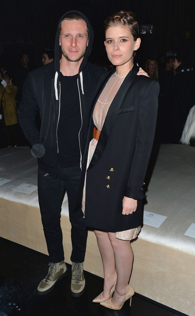 Jamie Bell, Kate Mara, Paris Fashion Week Star Sightings