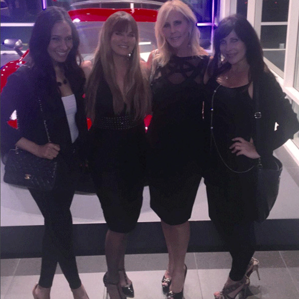 Vicki Gunvalson, Jeana Keough, Jo De La Rosa, Tammy Knickerbocker
