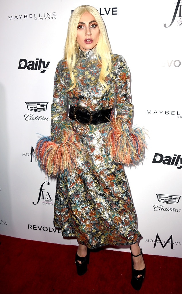 dca065d95d3de Lady Gaga from Fashion Los Angeles Awards 2016: Best Looks | E! News