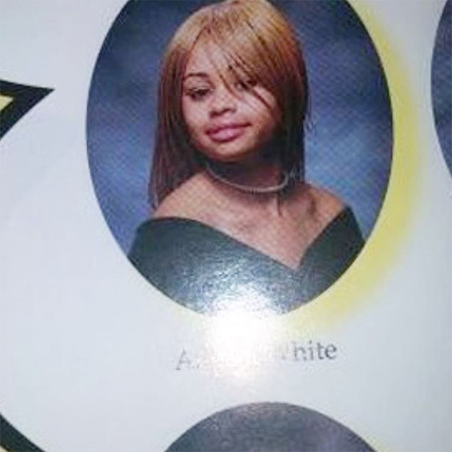 Blac Chyna, Yearbook Photo