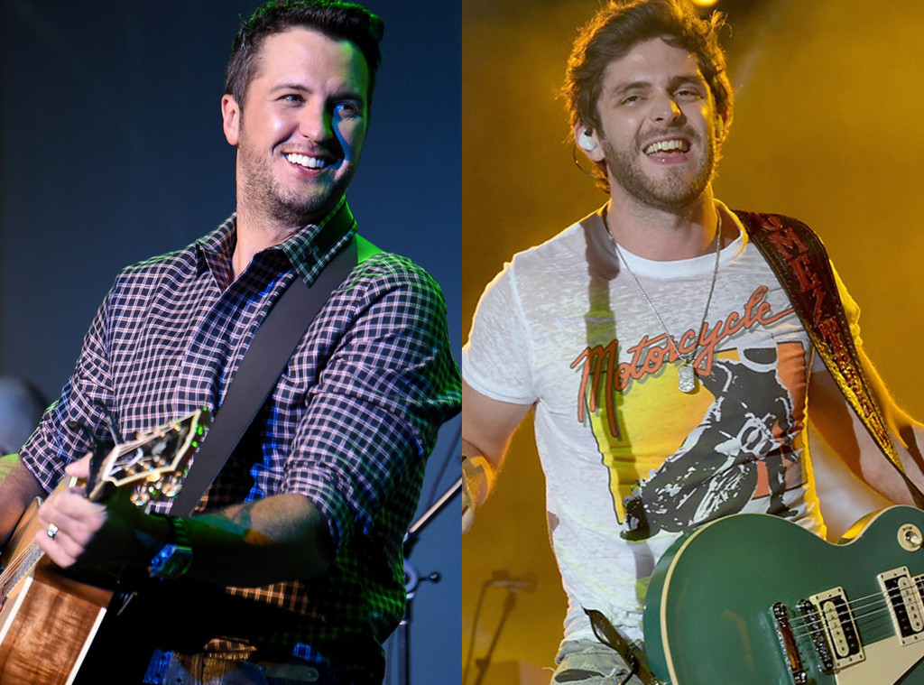 Thomas Rhett, Luke Bryan