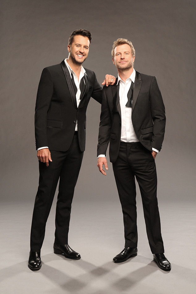 ACM Awards 2016 Promo, Luke Bryan, Dierks Bentley