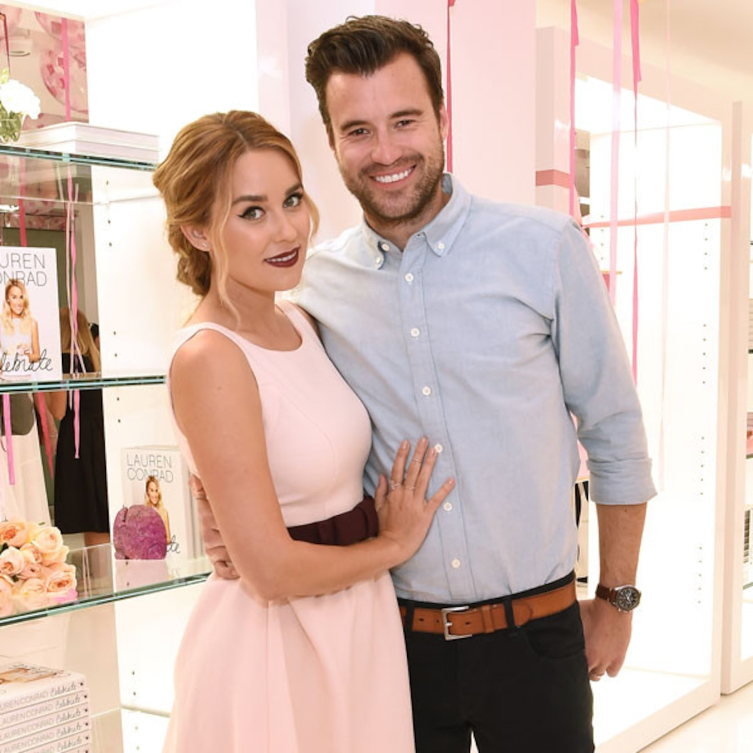 Lauren Conrad and William Tell in West Hollywood   Photos