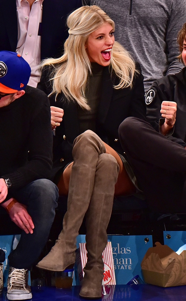 ESC: Courtside Style, Devon Windsor