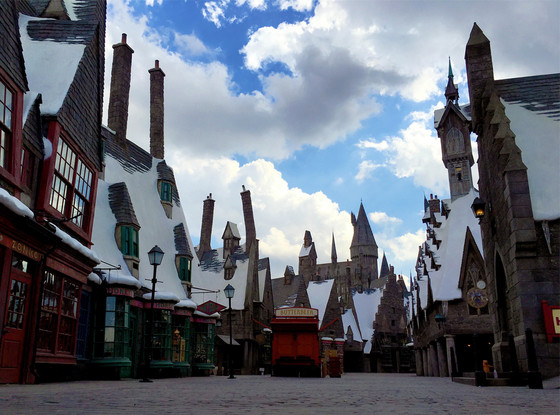 Wizarding World of Harry Potter, Universal Studios Hollywood