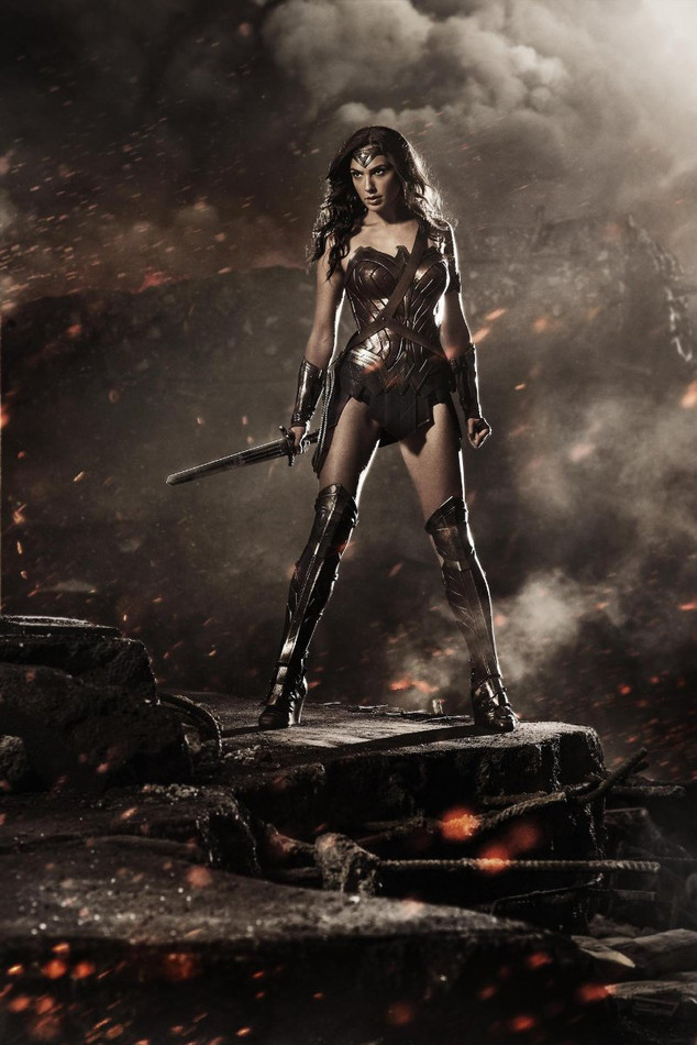 Batman v Superman: Dawn of Justice, Wonder Woman, Gal Gadot