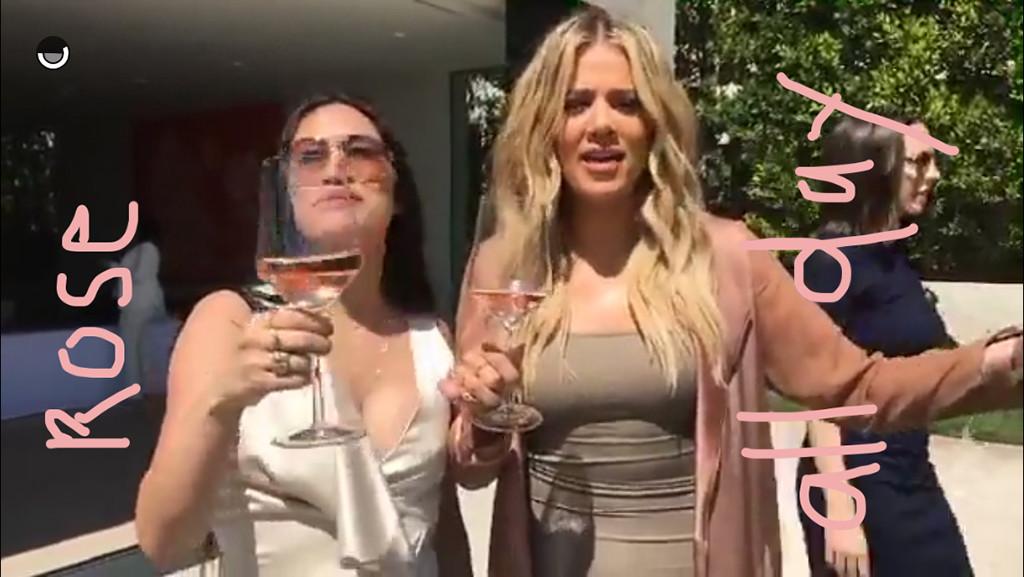 Khloe Kardashian, Chrissy Teigen, Baby Shower 2
