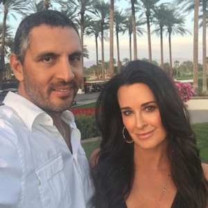 Kyle Richards, Mauricio Umansky, Instagram