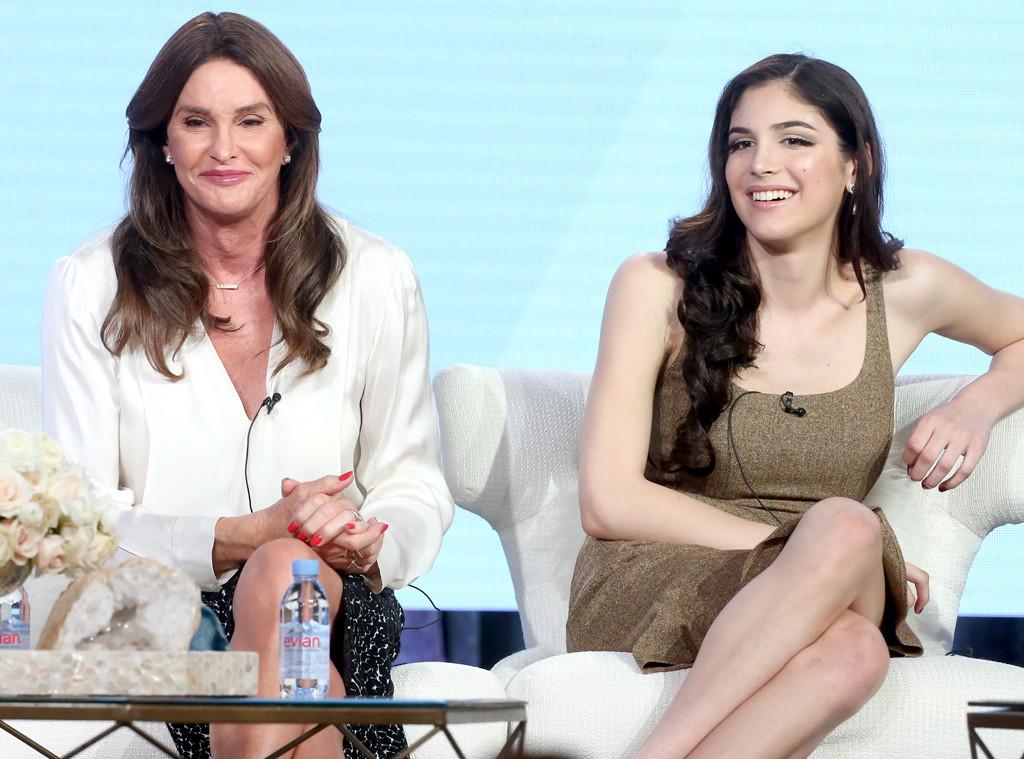Caitlyn Jenner, Ella Giselle