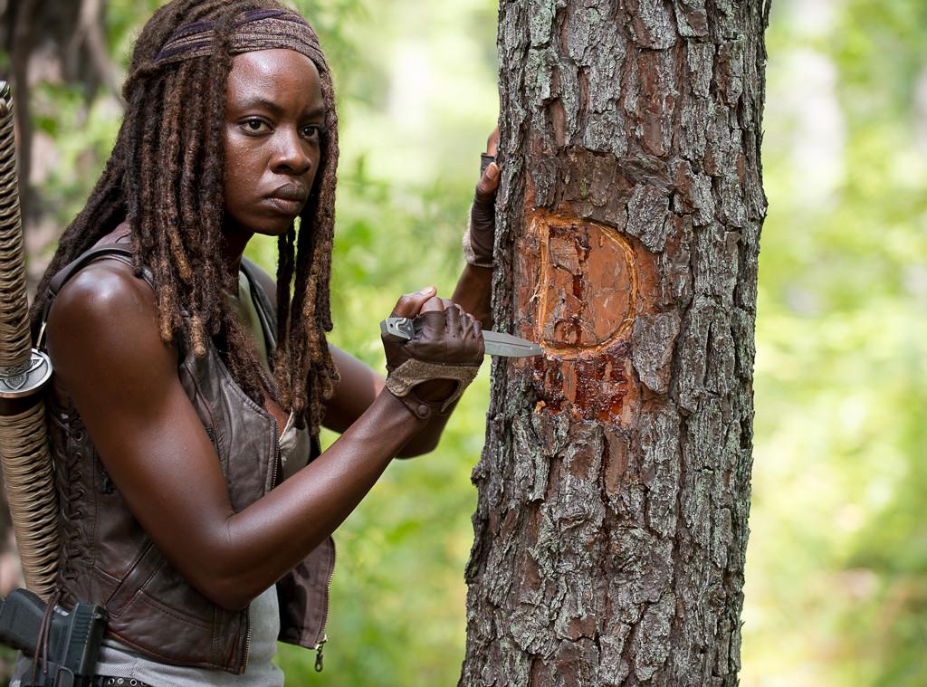 Danai Gurira, The Walking Dead