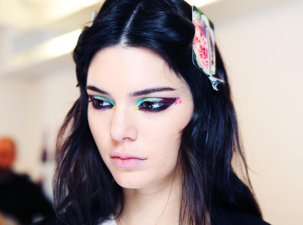 ESC: Kendall Jenner, Coachella Beauty