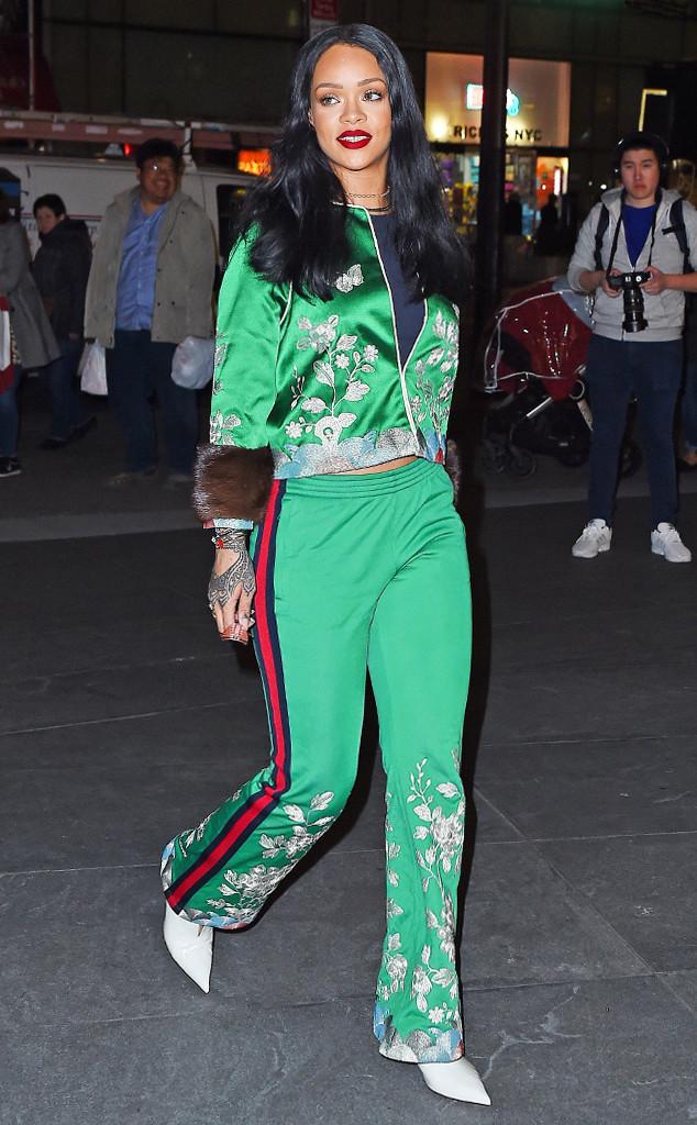 ESC: Prince Style, Rihanna