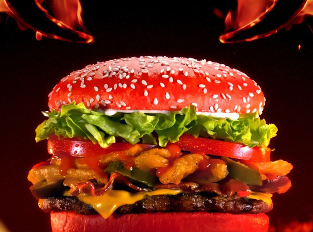 Angriest Whopper, Burger King