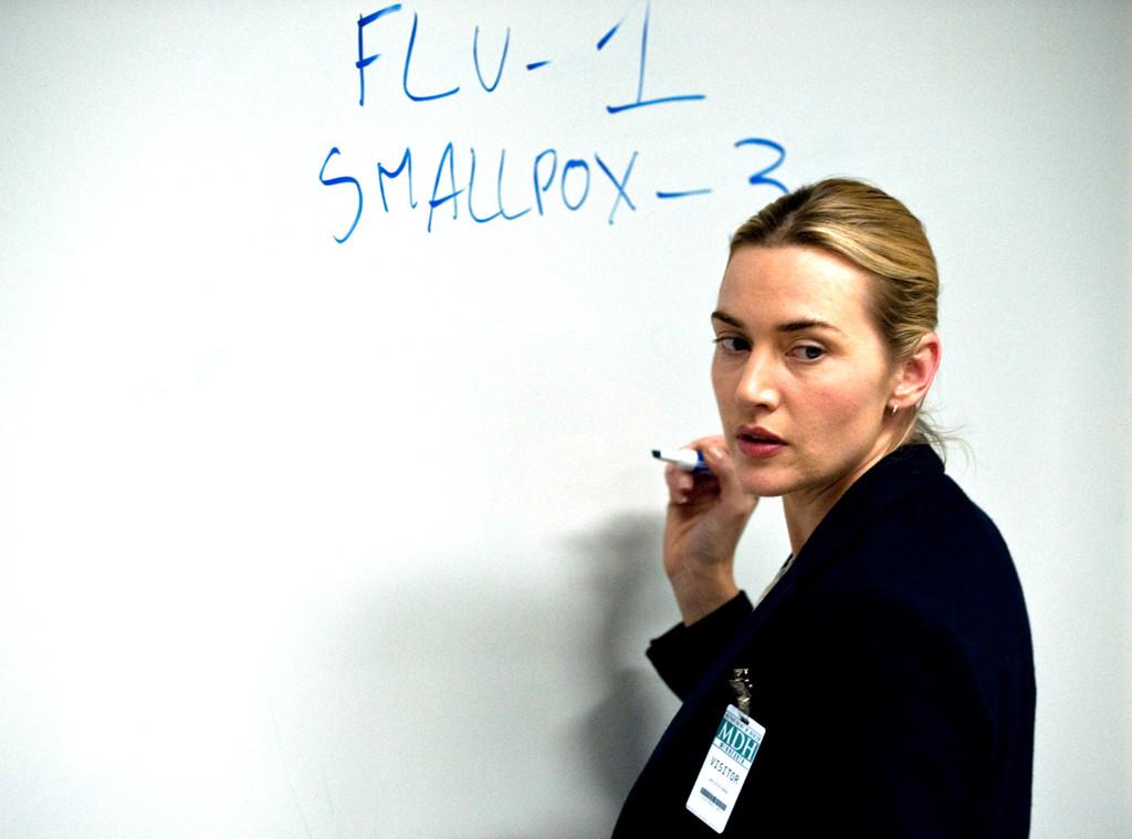 Kate Winslet, Contagion, Pop Culture's Hottest Doctors
