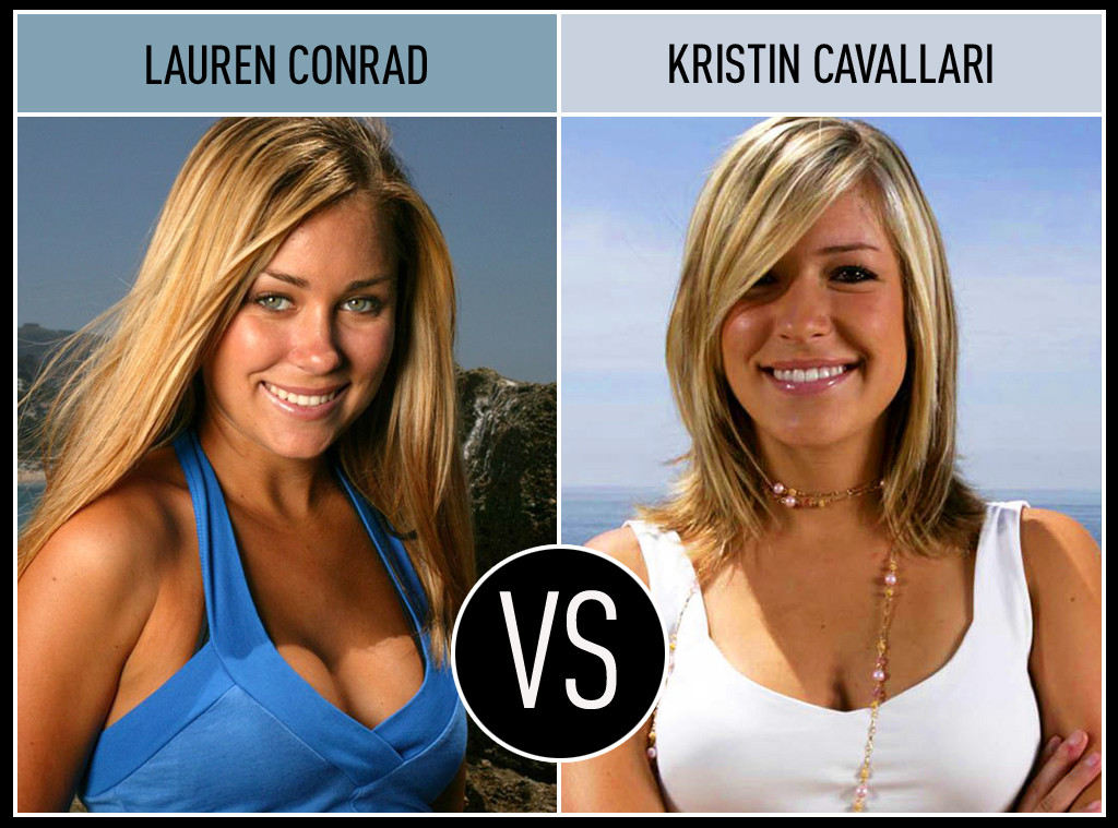 Lauren Conrad Versus Kristin Cavallari: Who Was the True ...