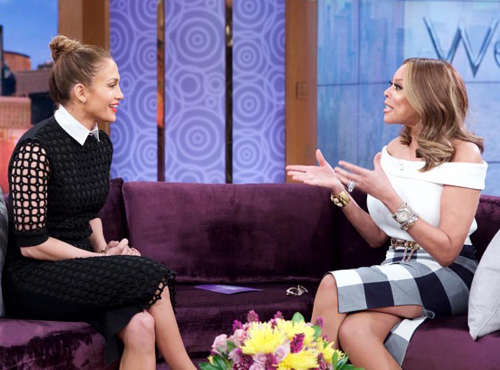 Jennifer Lopez, Wendy Williams