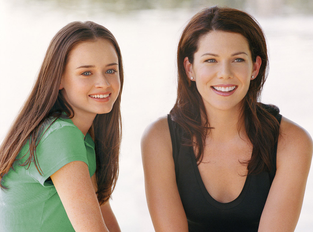 Lauren Graham, Alexis Bledel, Gilmore Girls