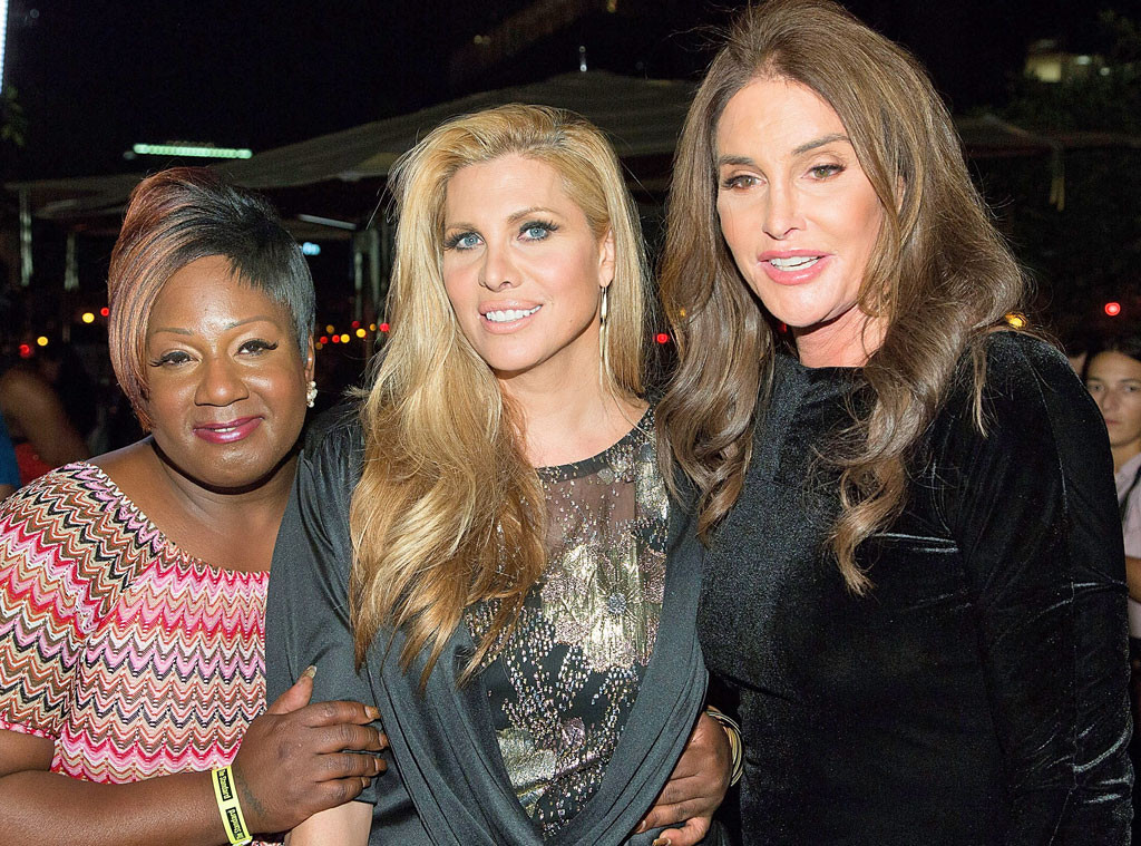 Chandi Moore, Candis Cayne, Caitlyn Jenner