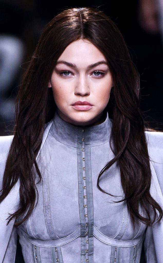 Gigi Hadid, Balmain