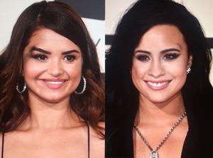 Celebrity Face Swaps, Selena Gomez, Demi Lovato