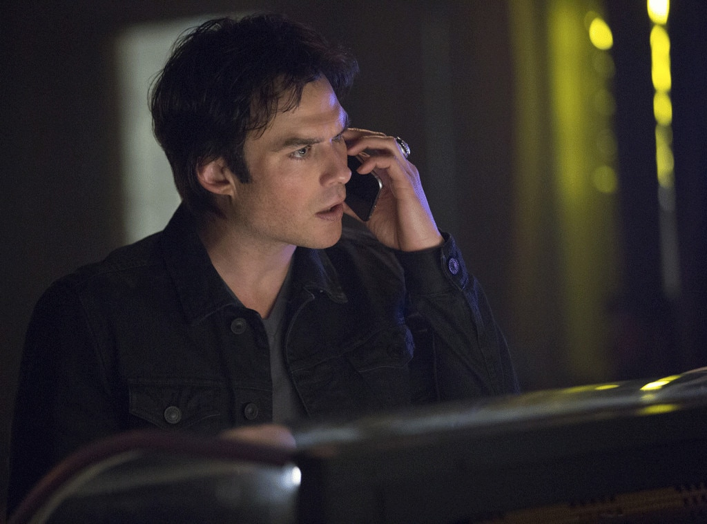 Ian Somerhalder,  The Vampire Diaries  -  Paul Wesley wasn't the only  TVD  actor to speak his mind during the show's eight season run. When the show earned a spinoff from the CW, transplanting the Mikaelson family down to New Orleans for  The Originals ,  Ian Somerhalder  made it known that he wasn't exactly over the moon with the idea.