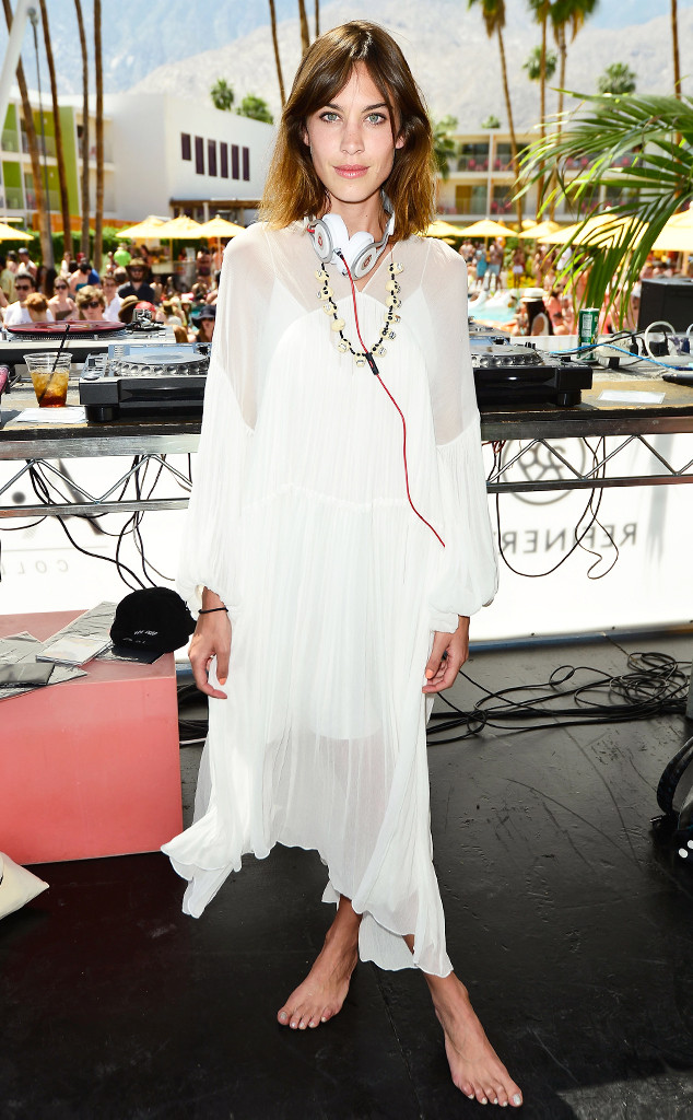 ESC: 5 days 5 Ways, Coachella Whites, Alexa Chung