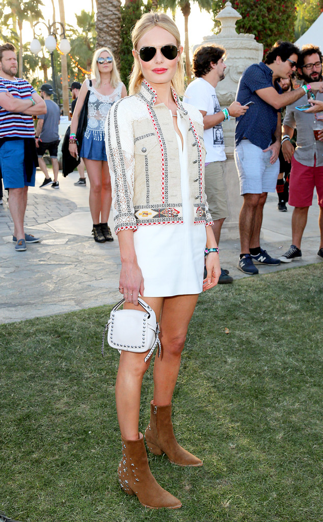 ESC: 5 days 5 Ways, Coachella Whites, Kate Boswort
