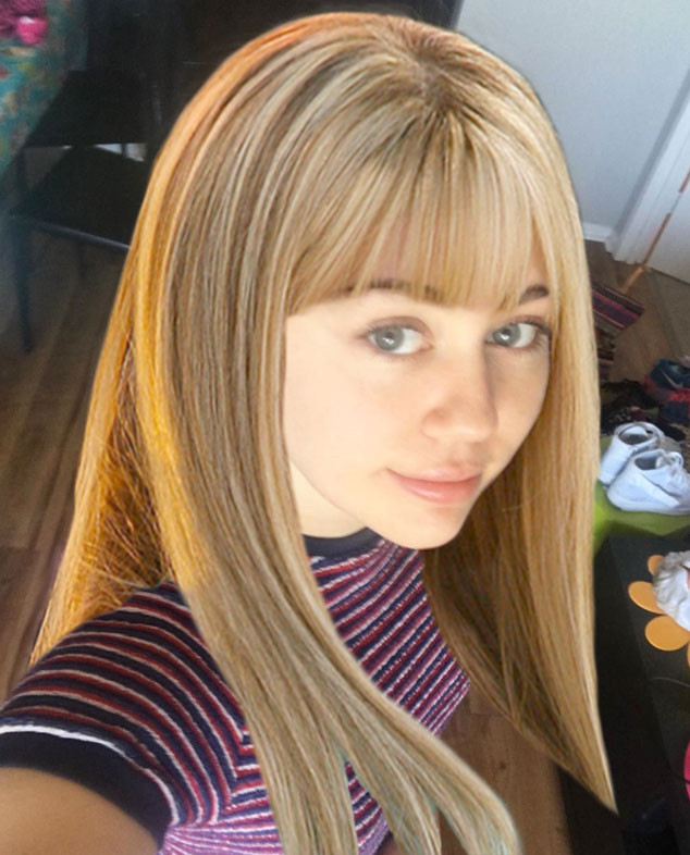 Miley Cyrus Feels Weird About Her New Bangs So Here Are 3 Other