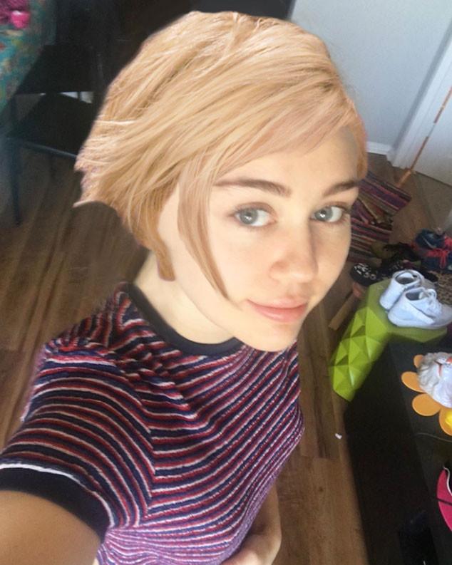 Miley Cyrus, Instagram, Victoria Beckham