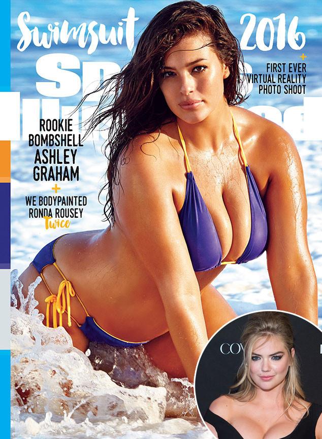 Ashley Graham, Sports Illustrated, Kate Upton