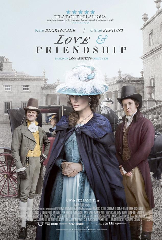 Love & Friendship, Movie Poster