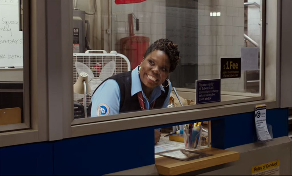 Leslie Jones, Ghostbusters
