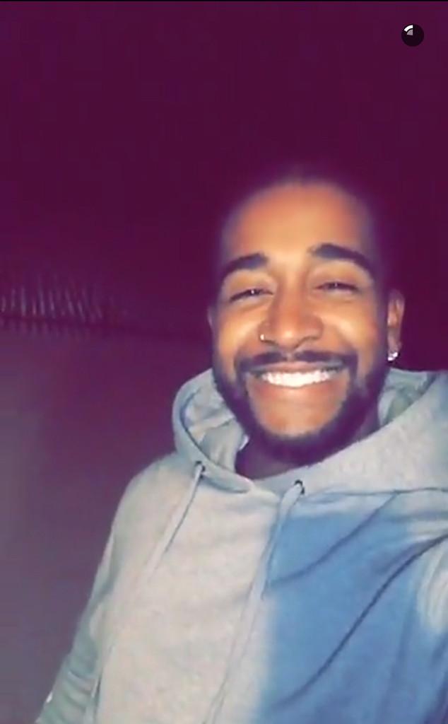 Omarion, Snapchat