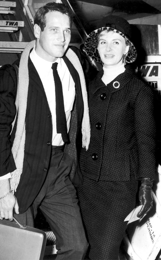 ESC: Stylish Couples, Paul Newman, Joanne Woodward