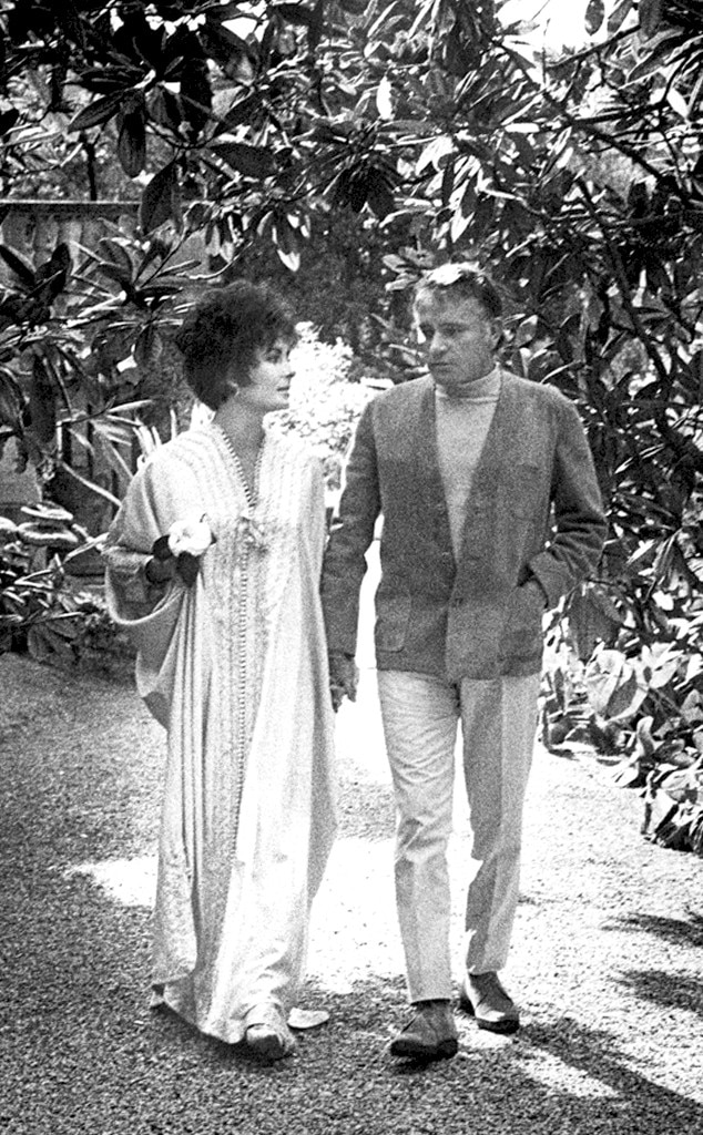 ESC: Stylish Couples, Elizabeth Taylor, Richard Burton
