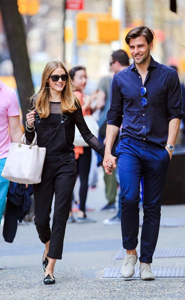 Esc Stylish Couples Olivia Palermo Johannes Huebl
