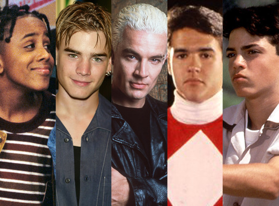 Forgotten 90's Crushes