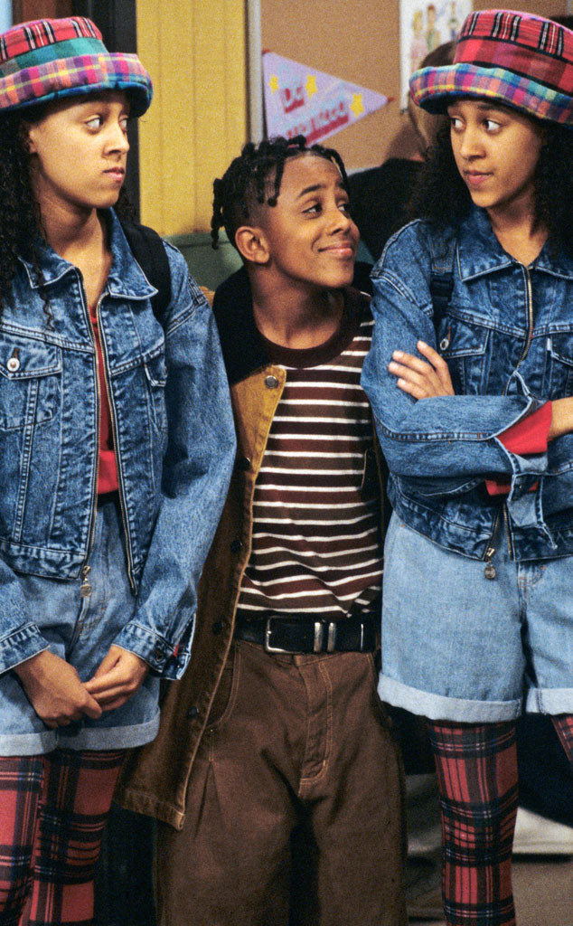 Marques Houston, Sister, Sister, Forgotten 90s Crushes