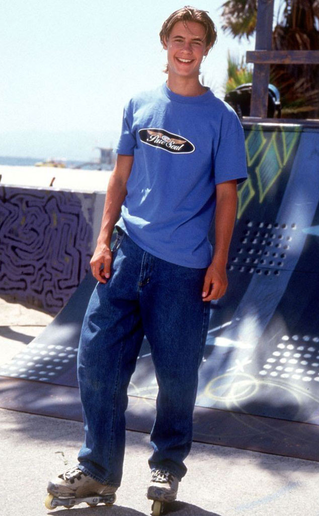 Erik Von Detten, Brink!, Forgotten 90s Crushes