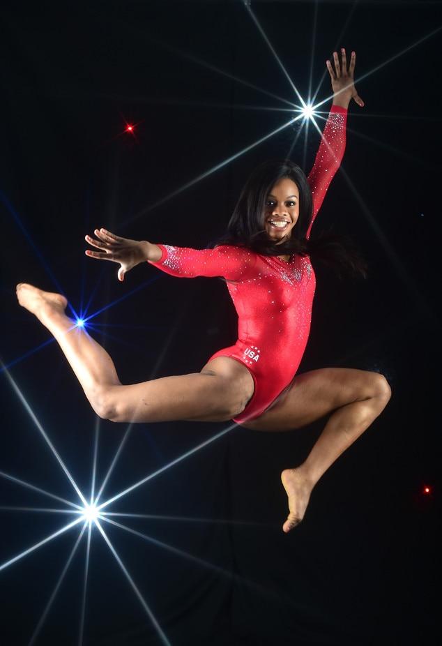 U.S. Olympians Portraits, Gabby Douglas