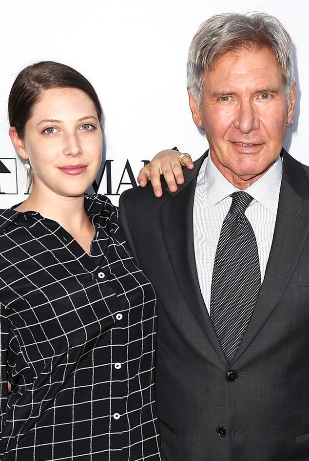 Georgia Ford, Harrison Ford