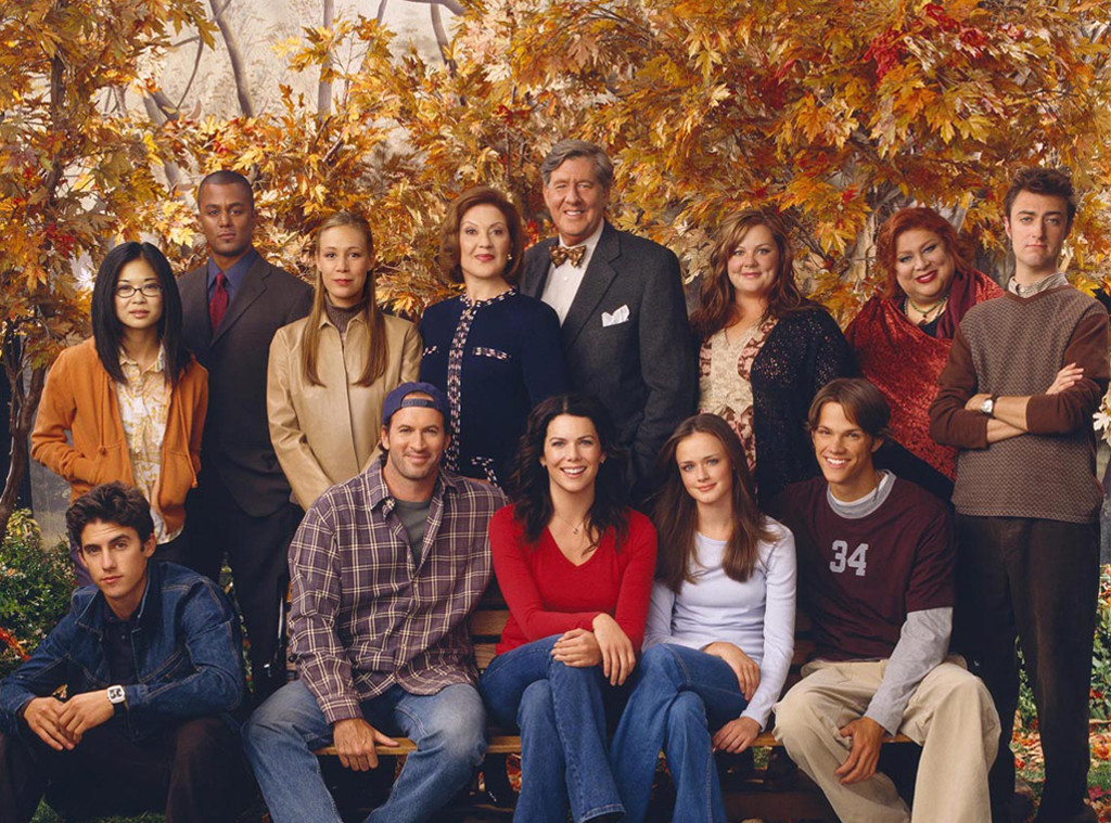 Cast, Gilmore Girls