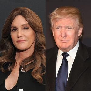 Caitlyn Jenner, Donald Trump