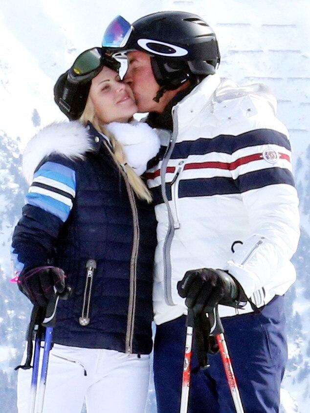 Elin Nordegren Cozies Up to Billionaire Boyfriend Chris Cline in Swiss ...