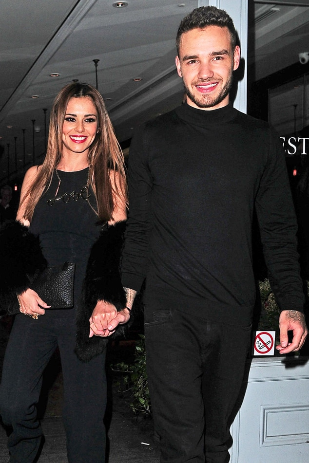 march 2016 from cheryl cole and liam payne 39 s relationship timeline e news. Black Bedroom Furniture Sets. Home Design Ideas