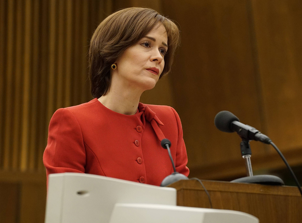 Sarah Paulson, The People v. O.J. Simpson, American Crime Story, TV Transformations