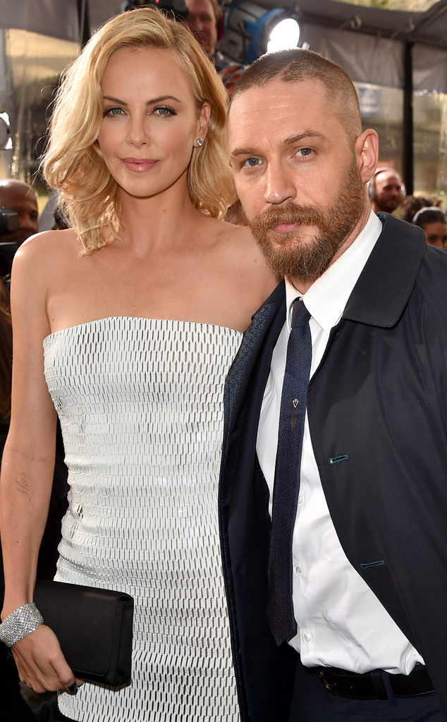 Charlize Theron Reveals Rift With Tom Hardy | E! News